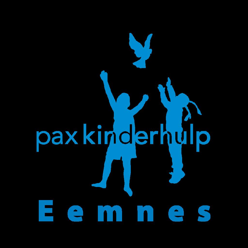 Pax Kinderhulp Eemnes logo transparant