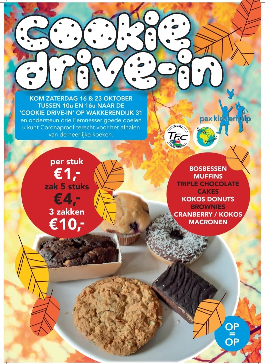 COOKIE DRIVE-IN