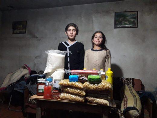 voedselpakketactie Pax Kinderhulp Eemnes