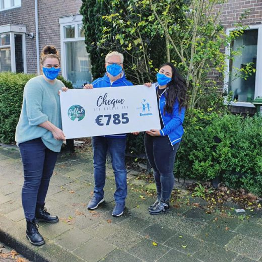 loterij nagelstudio Leeuwarden voor Pax Kinderhulp Eemnes